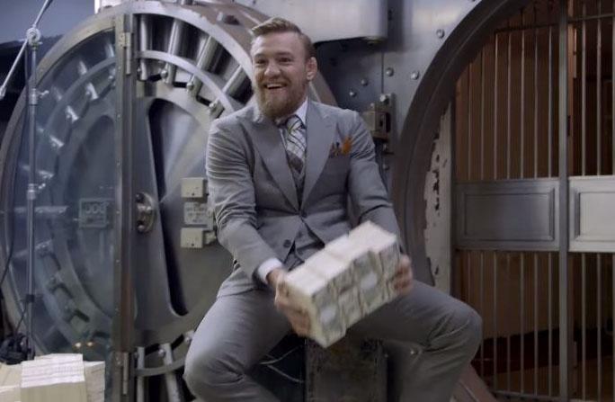 Topics tagged under theking on EAW | Season 11 Conor-McGregor-cash