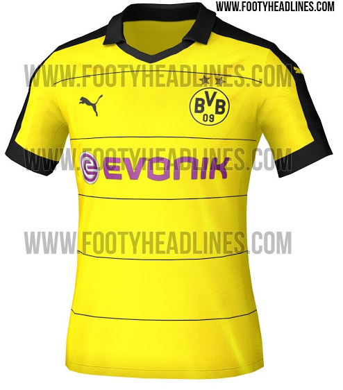 designer fashion 4b5bd a46ec 2012-2013 BVB Kit Thread - A New Era With Puma | Page 6 ...