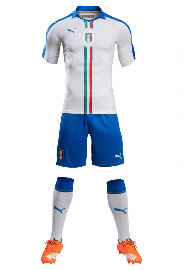 Ireland 39 s final group opponents may just have the sexiest for Italian kit