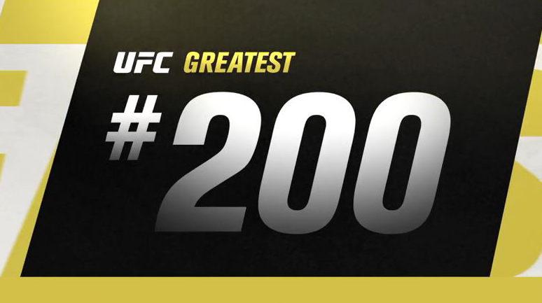 Kết quả hình ảnh cho ufc 200 greatest fighters of all time
