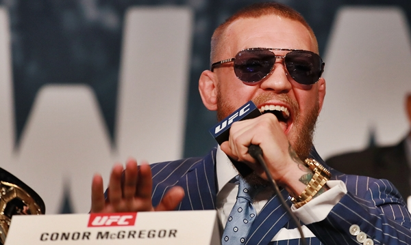 Conor McGregor & Eddie Alvarez Confirmed To…