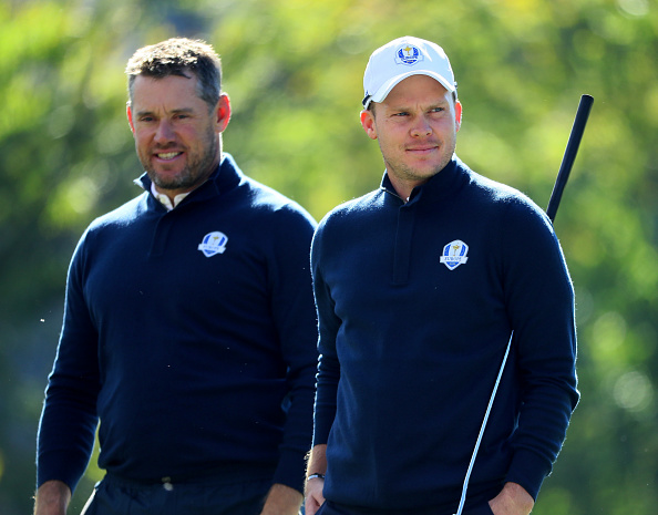 Ryder Cup 2016: Danny Willett left out of Europe's opening foursomes