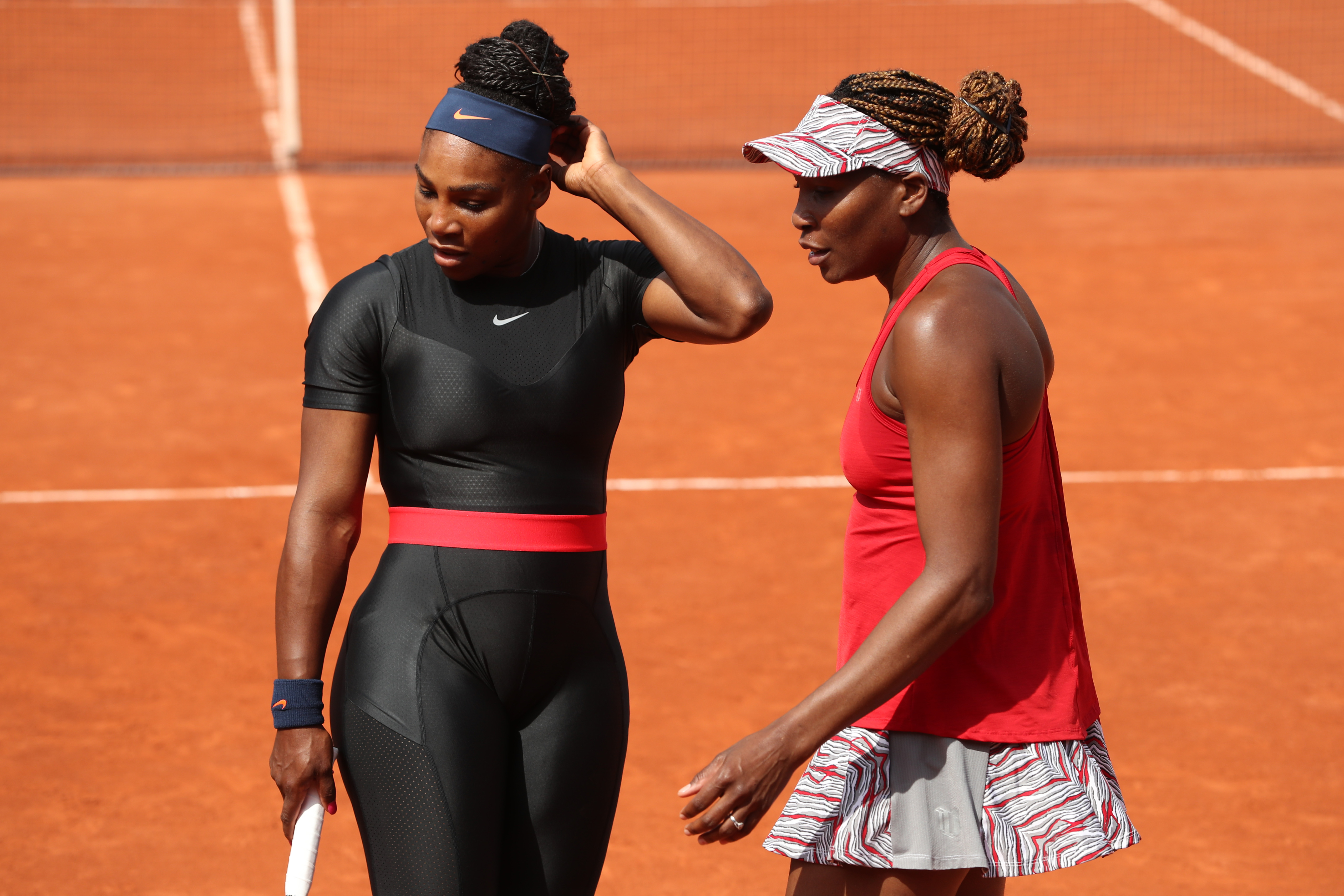 Serena Williams Says Her Daughter Olympia Inspired Her to Speak Out About Domestic Violence