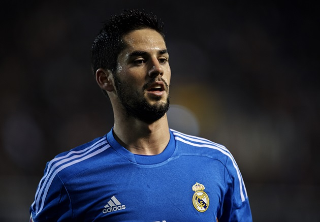 Real Madrid are doing just fine without Cristiano Ronaldo - Isco