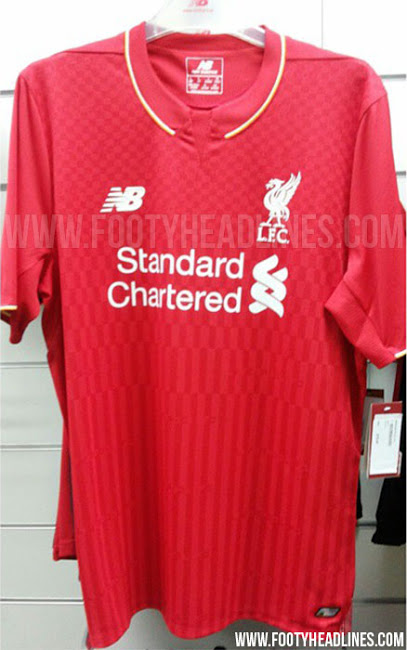 Pics: And now we have leaked Liverpool kits for next season