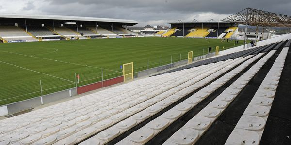 General view of Nowlan Park ahead of the game 9/3/2014