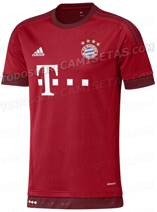 size 40 e7cf1 c5cb3 Pic: The leaked Bayern Munich goalkeeper shirt for next ...
