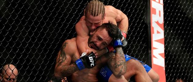 UFC 181 - Faber v Rivera