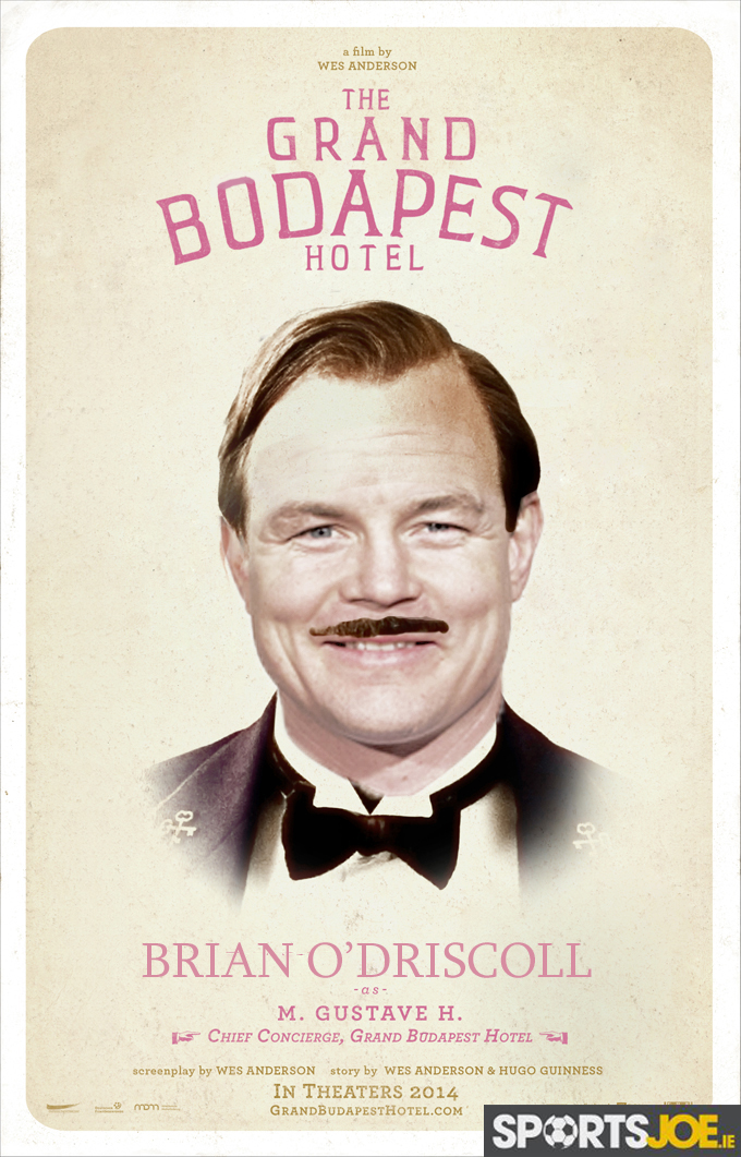 The Grand Bodapest Hotel 1
