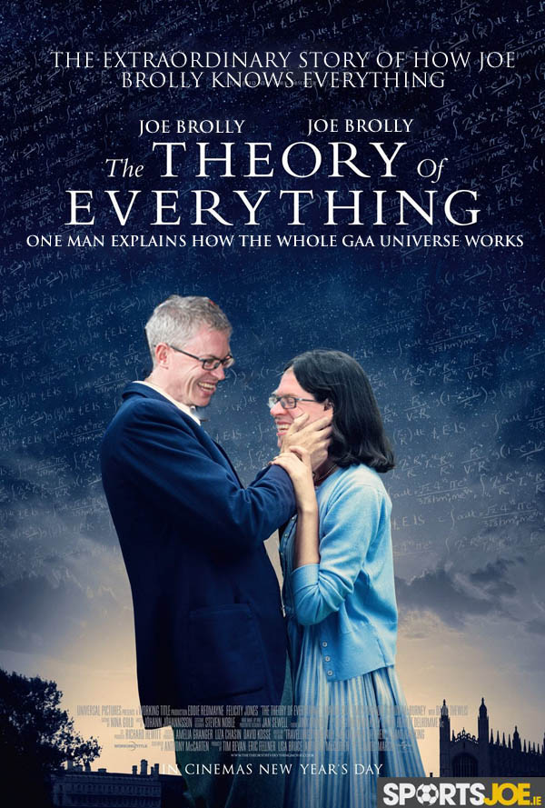 The Theory of Everything1
