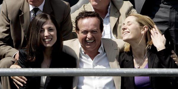 (L-R) Joanne Cantwell, Marty Morrissey and Evanne N' Chuilinn 2/5/2007