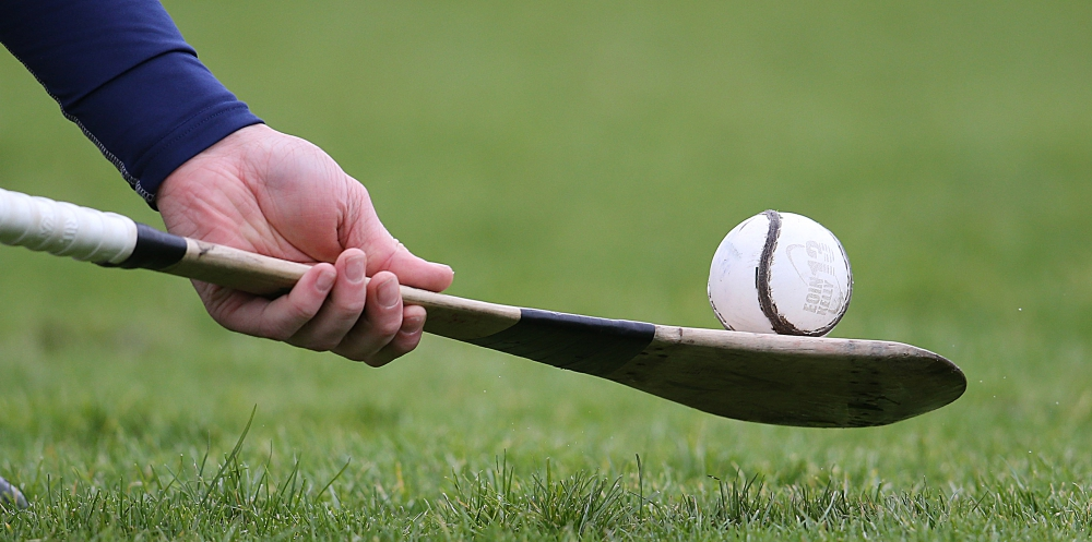 General view of a sliotar 22/2/2015