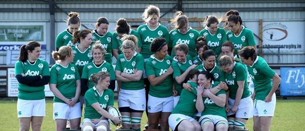 The Women's team photo 26/2/2015