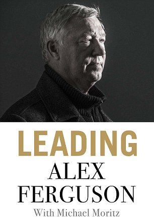 Pic Alex Ferguson Is Writing A New Book On Leadership And This Is