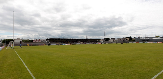 A general view of Cusack Park 15/7/2012