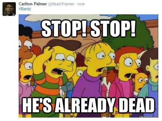 Palmer tweet