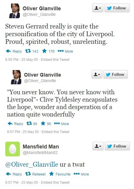 Ollie Tweets