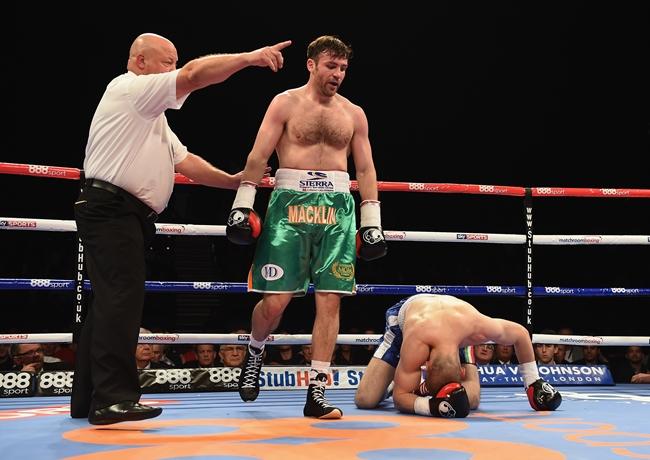 Matchroom Boxing - Resurrection