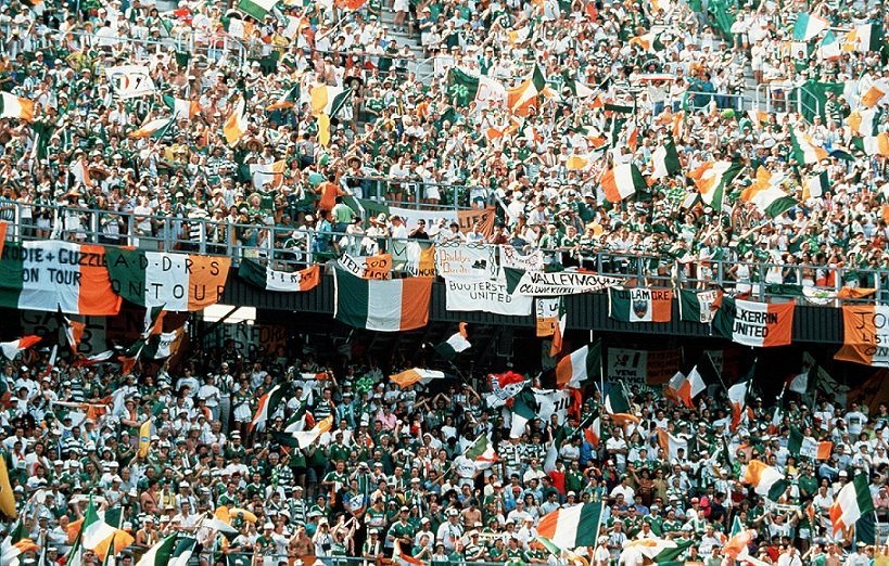 Republic of Ireland to win the World Cup – Varies between 150/1 to 500/1 (All betting companies)