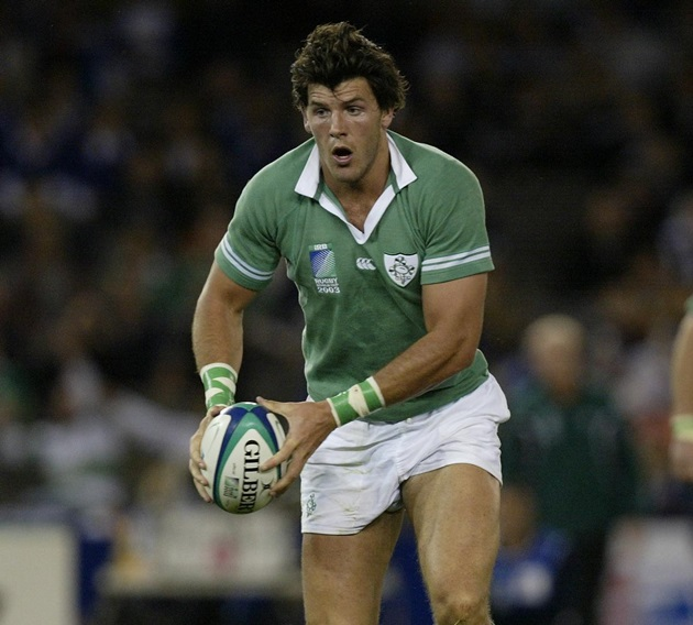 Green Rugby Player: Where Does Ireland's New Rugby World Cup Jersey Rank In