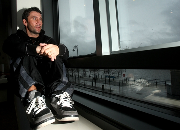 Wayne McCullough 14/1/2009