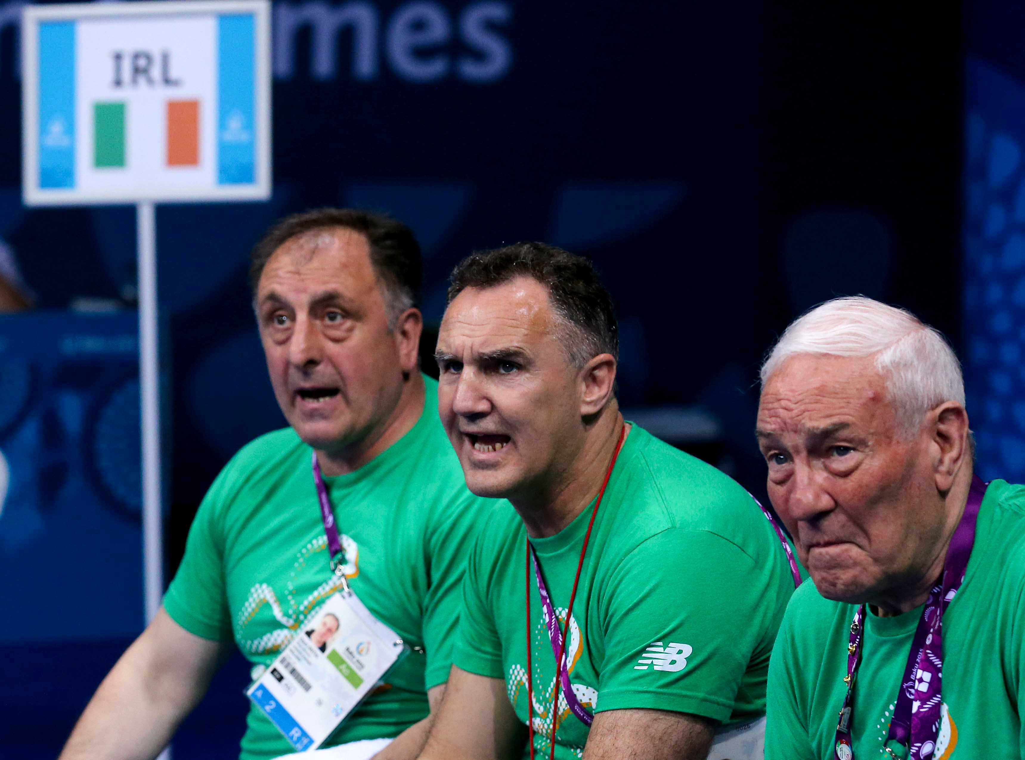 Billy Walsh 23/6/2015