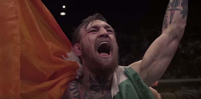 UFC 194 promo tear
