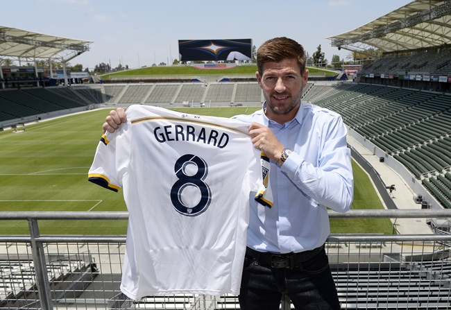 Los Angeles Galaxy Training & Press Conference
