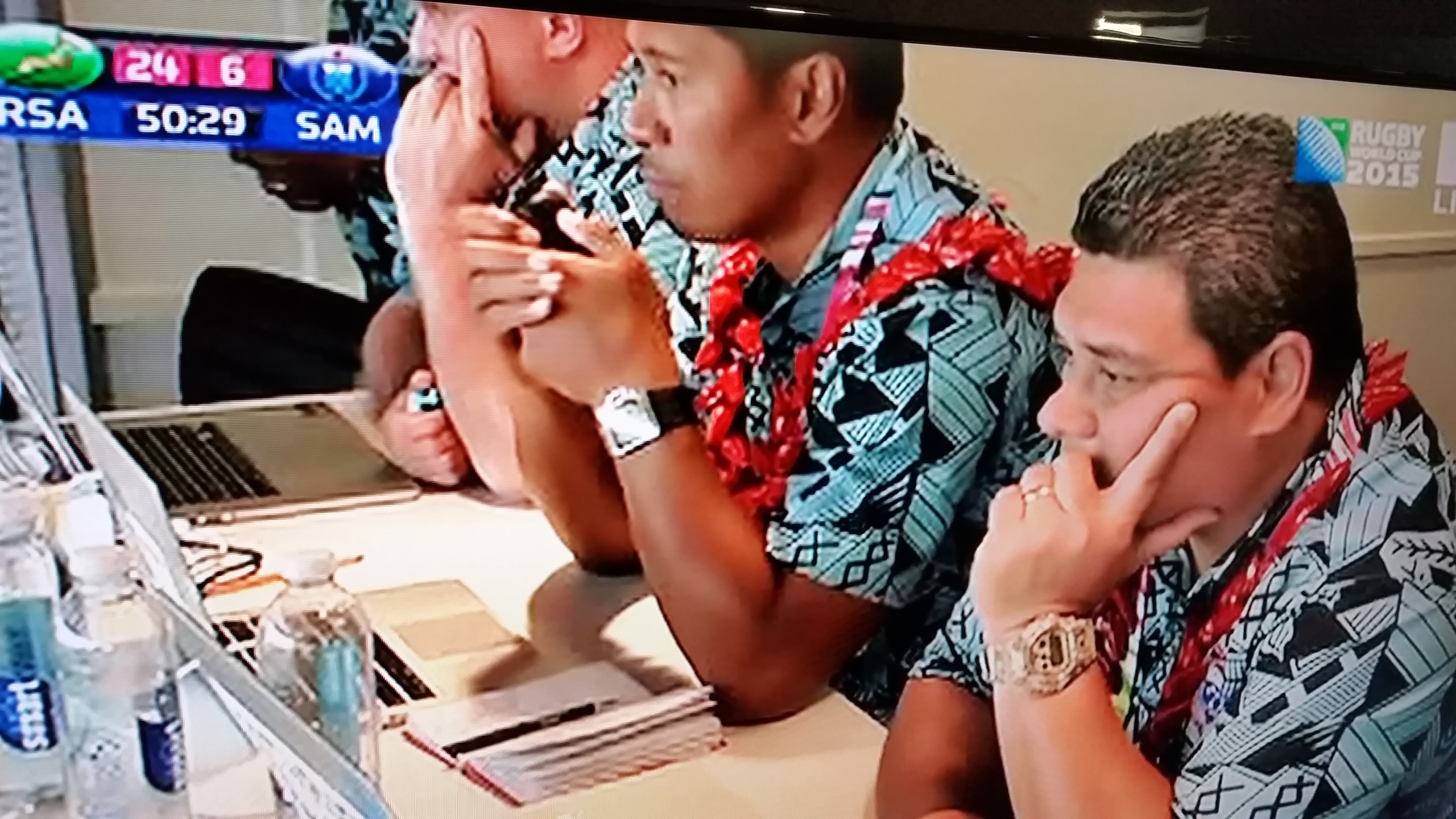 the samoan backroom team could teach joe schmidt a thing or two 20150926 180536