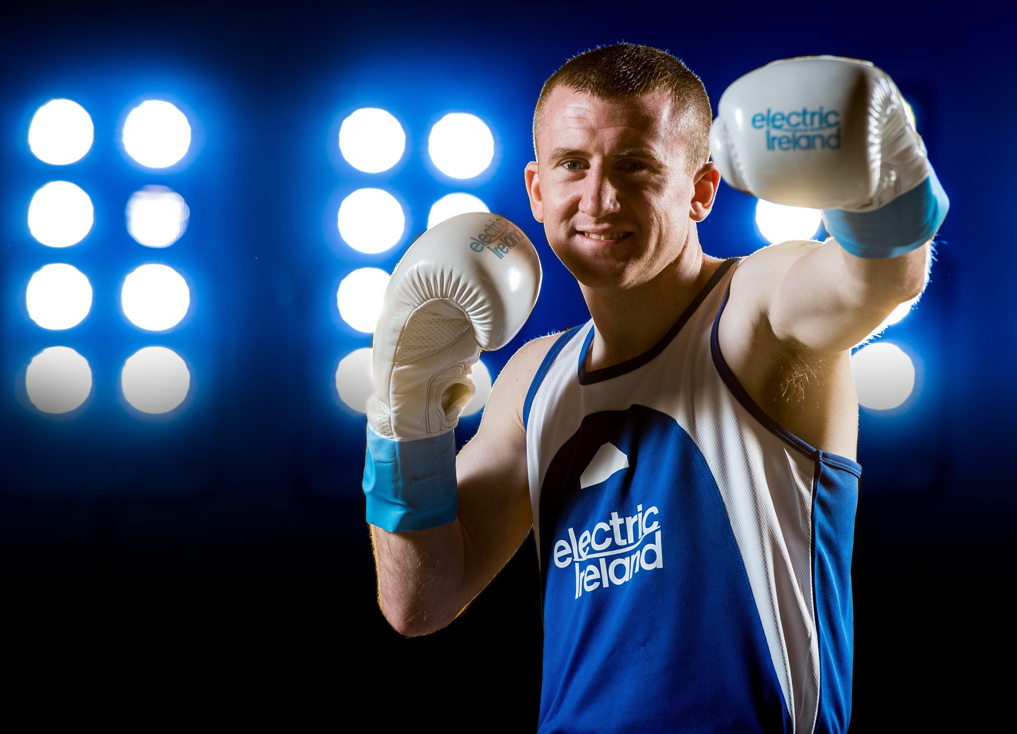 Double Olympic boxing medallist Paddy Barnes teamed up with Electric Ireland to announce its Smarter Living sponsorship of the Irish Olympic Team for Rio 2016.