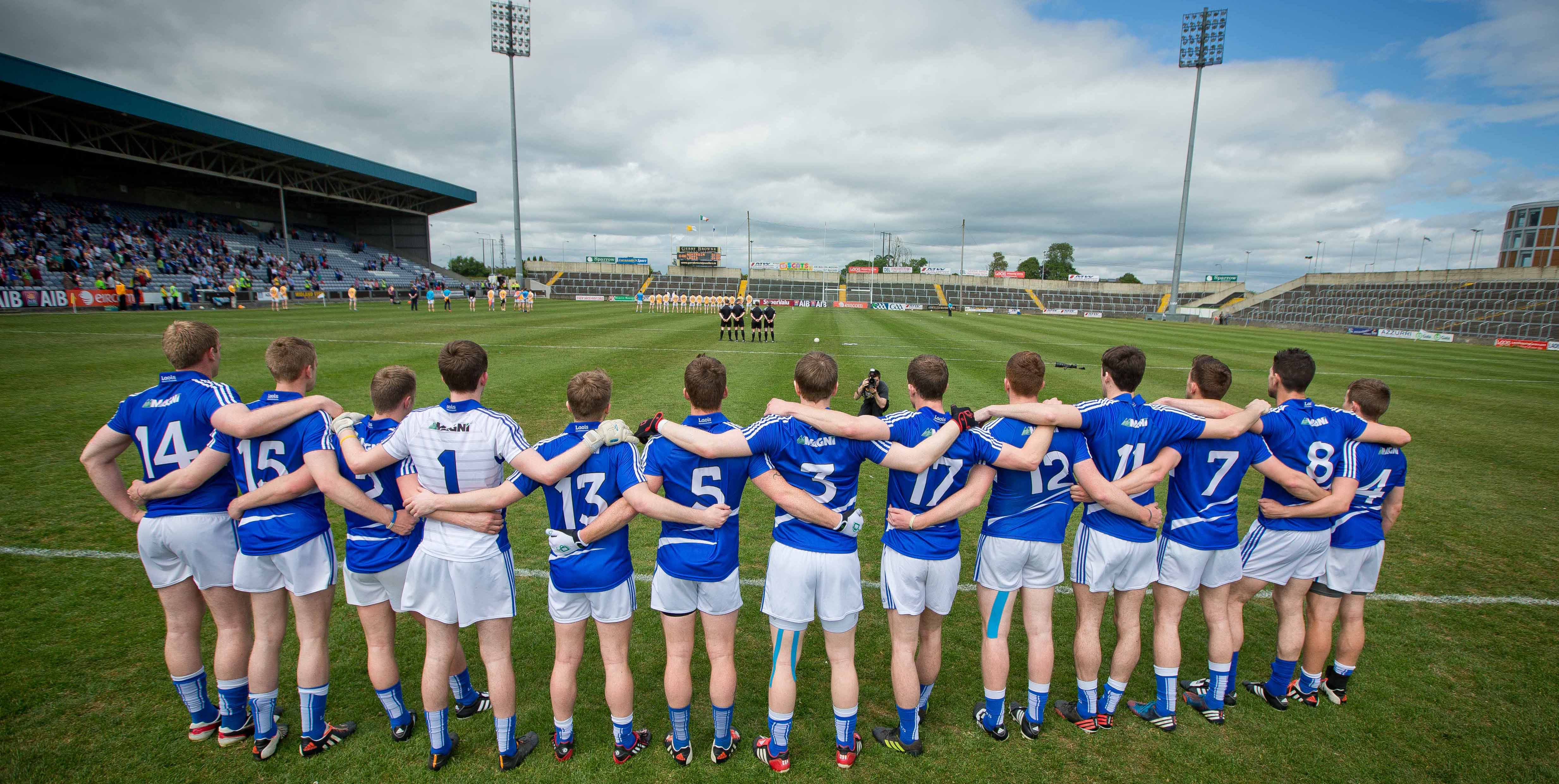 Leinster Express Home - for the latest Laois news and sport