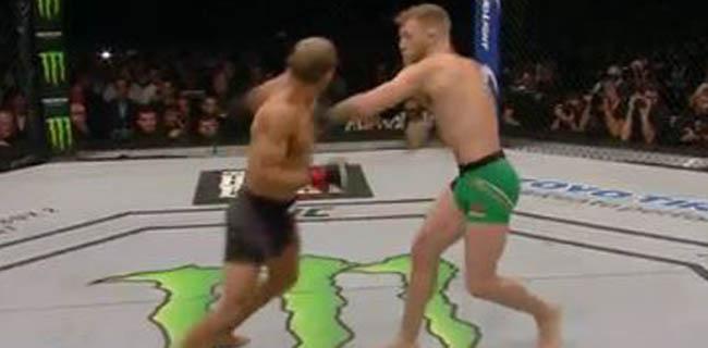 McGregor KO Aldo