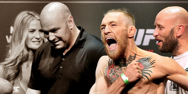 Conor McGregor 18/7/2014