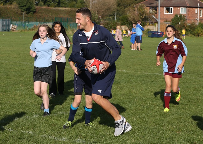 England Rugby Community Activity