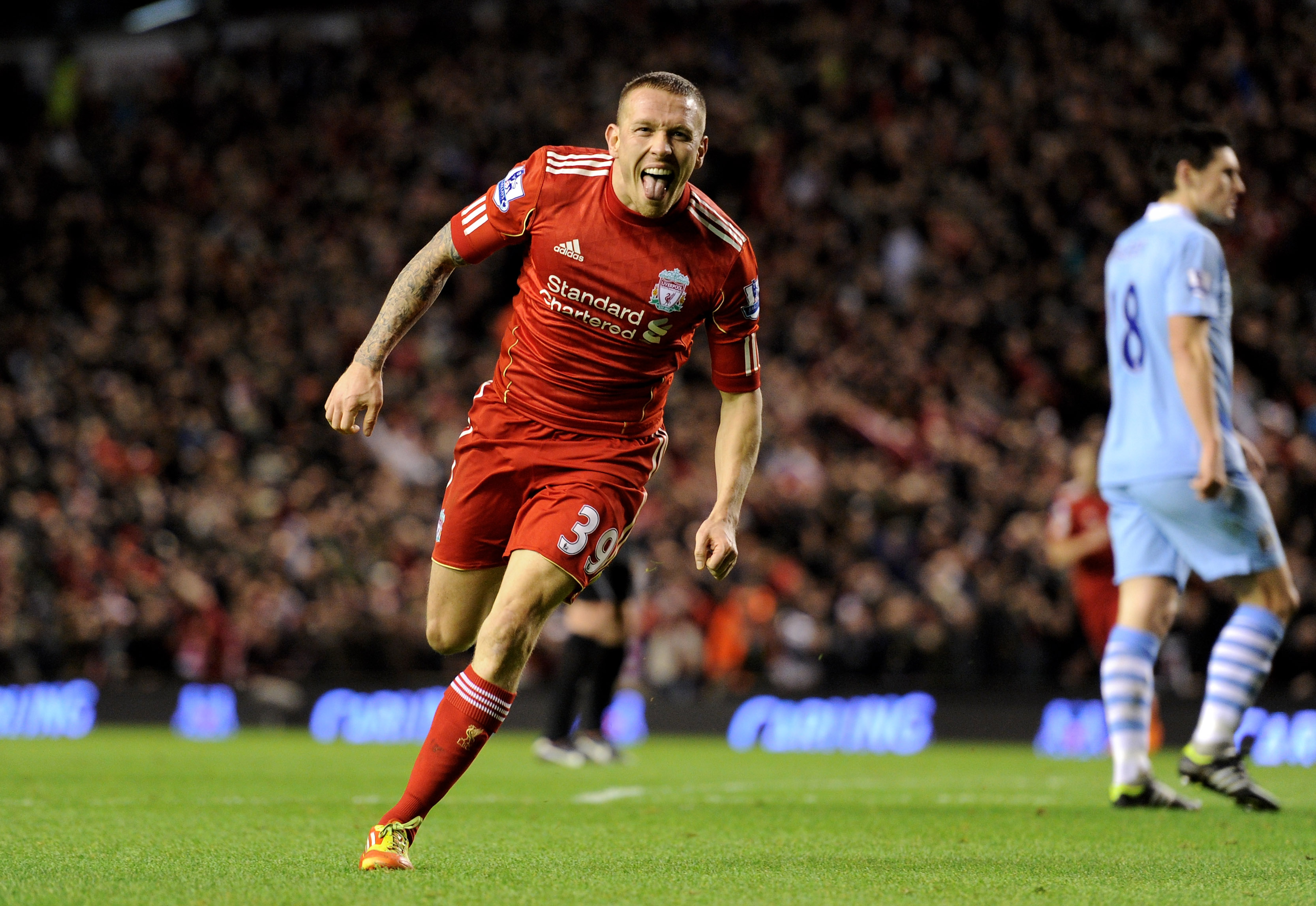 John Arne Riise reveals his side of the story about the