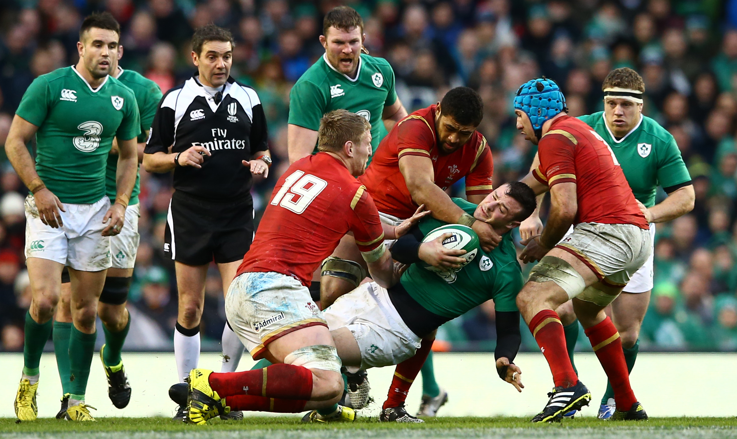 British and Irish Lions squad for NZ tour to be revealed tonight