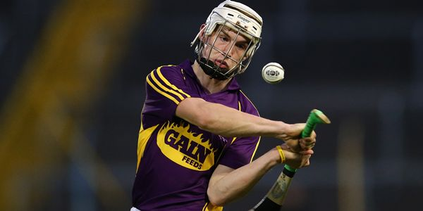 Bord Gais Energy GAA All Ireland Under 21 Hurling Championship Final, Semple Stadium, Thurles, Tipperary 12/9/2015 Limerick vs Wexford Wexford's Cathal Dunbar Mandatory Credit ©INPHO/Cathal Noonan