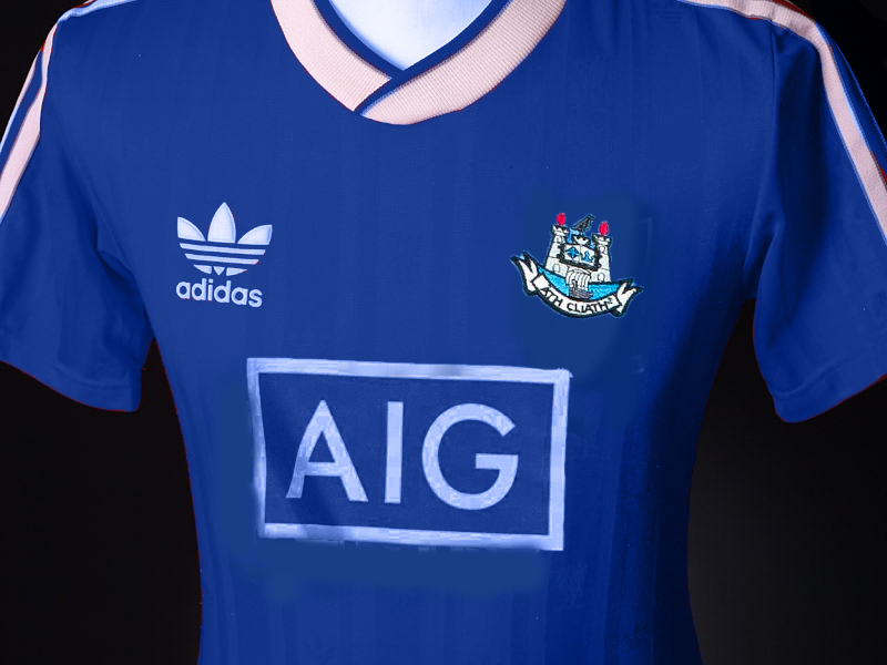 what dublin gaa u0026 39 s new jersey could have looked like if