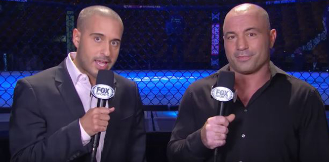 Jon Anik Joe Rogan