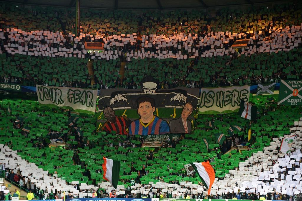 Celtic v FC Barcelona - UEFA Champions League