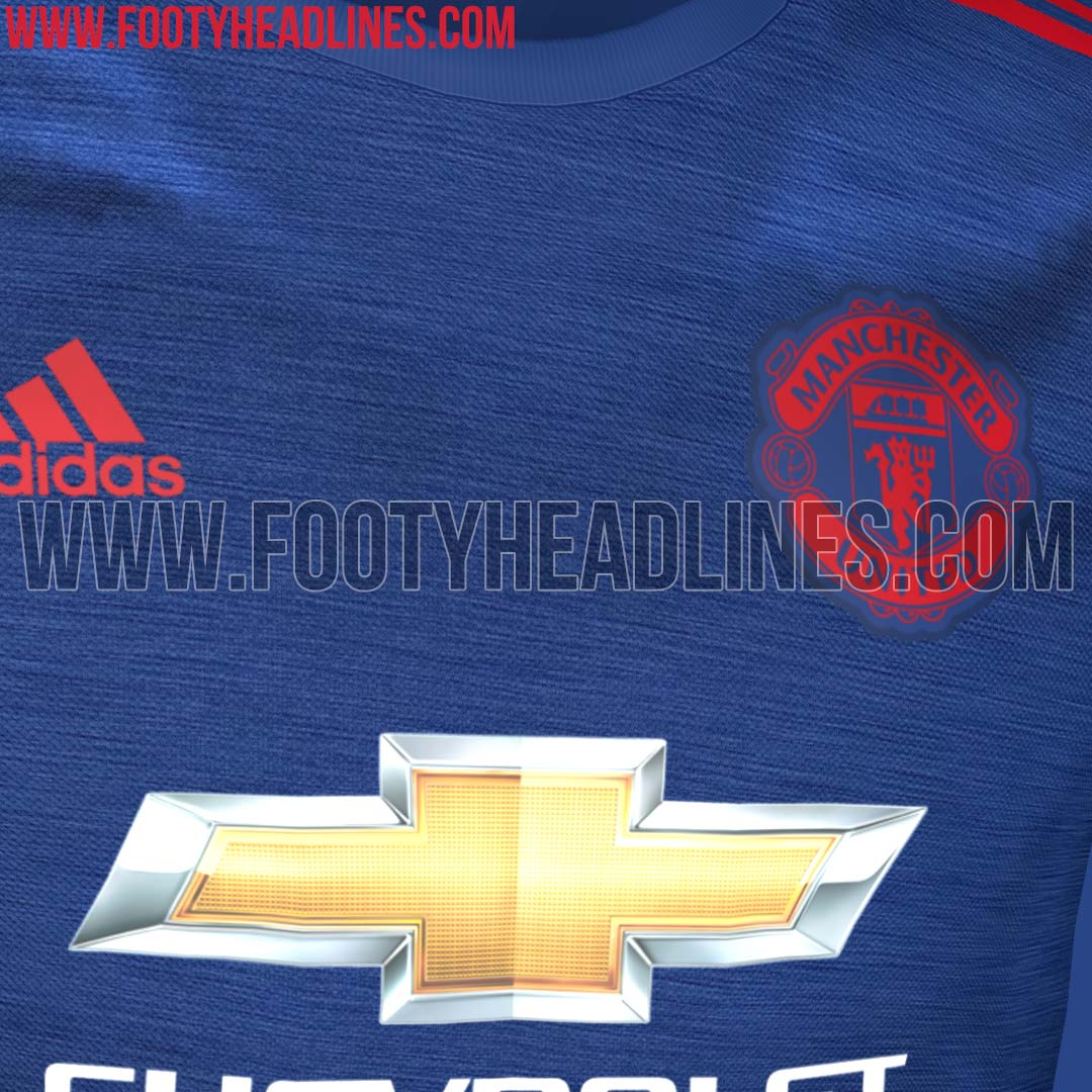 new style 8ca36 4b057 Leaked: New Manchester United away kit to honour 1968 ...