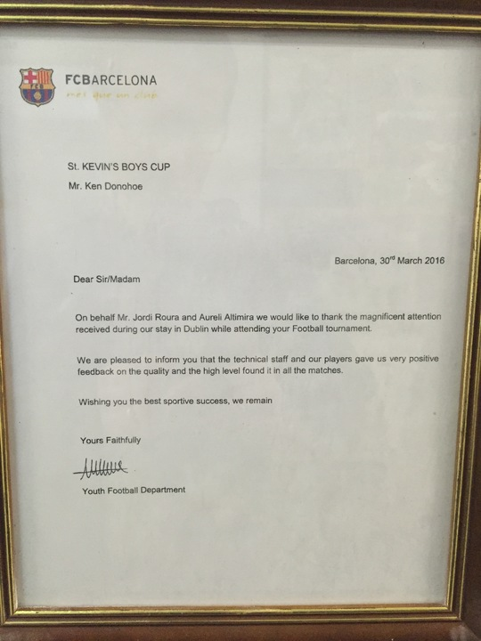 Invitation Letter For Friendly Match