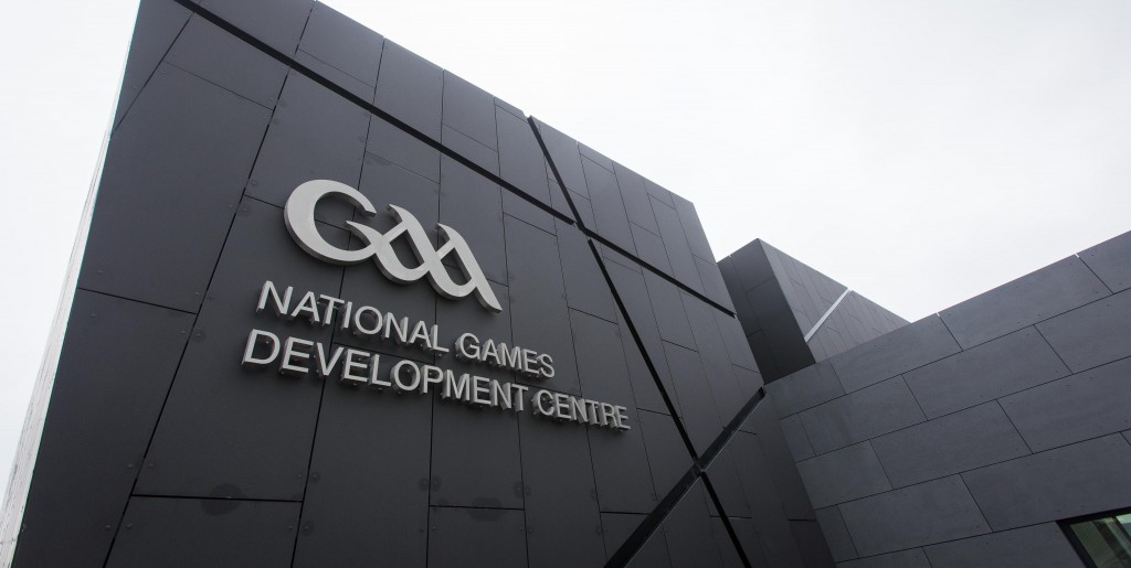 National Games Development Centre Grand Opening, National Sports Campus, Abbotstown 4/4/2016 A view of the GAA National Games Development Centre Mandatory Credit ©INPHO/Ryan Byrne