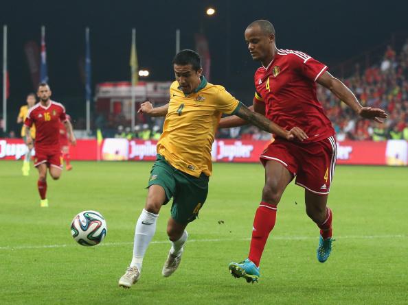 Belgium v Australia - International Friendly