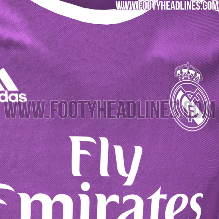 finest selection 1c114 1c9d1 PICS: Real Madrid are set to ditch boring grey as leaked ...