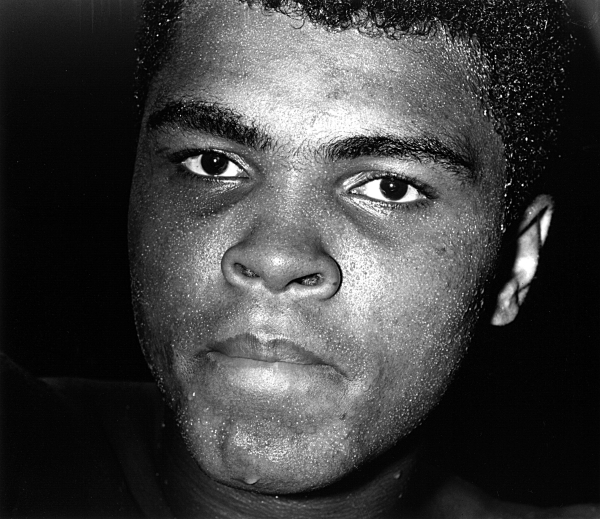3/8/1966 Cassius Clay ( Muhammad Ali ) ©INPHO/Allsport