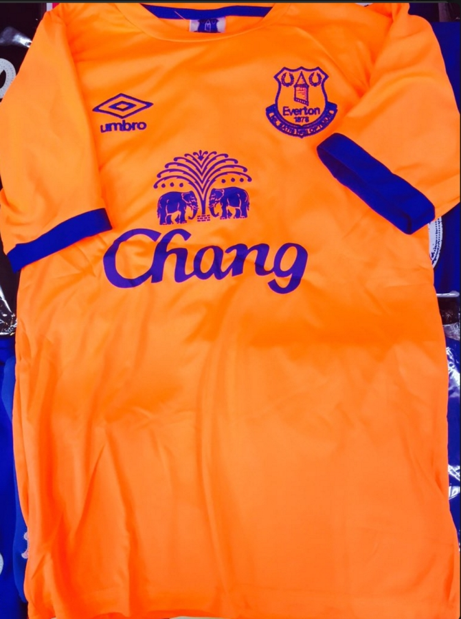 sale retailer 966f2 817d9 Everton's third kit for next season might be enough to make ...