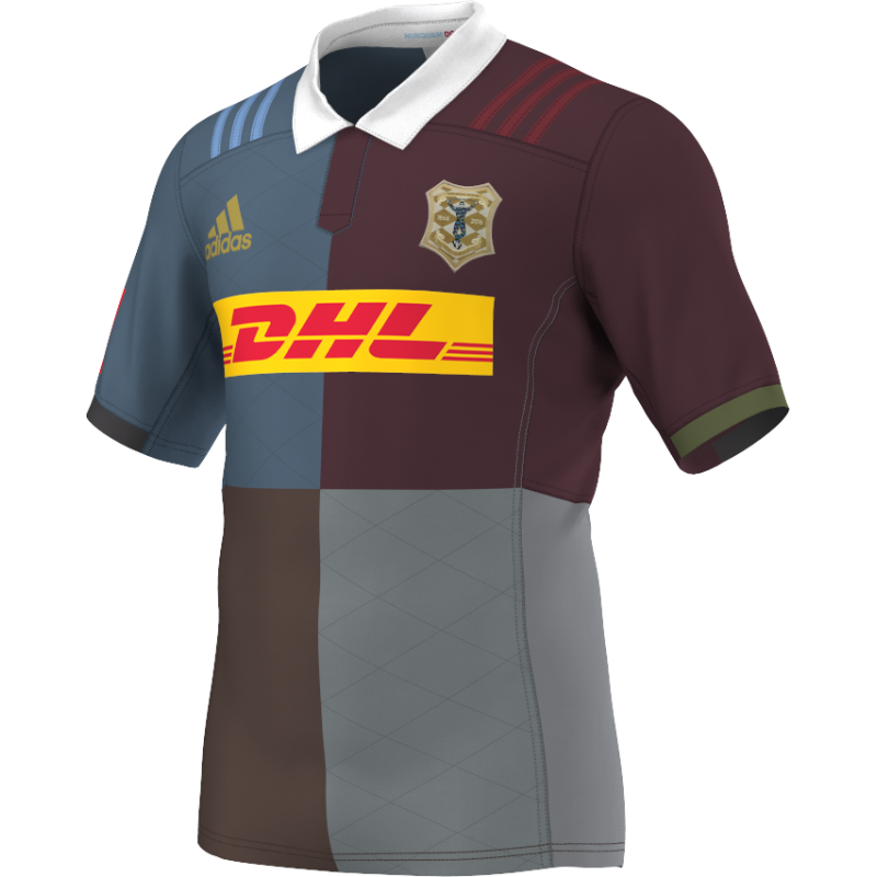 150 Years Of The Quins – 2016/17 Harlequins Home Shirt | The ...