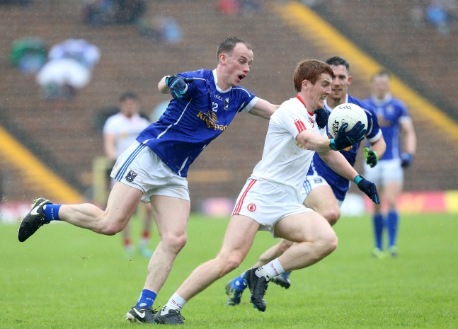 Peter Harte and Martin Reilly 19/6/2016