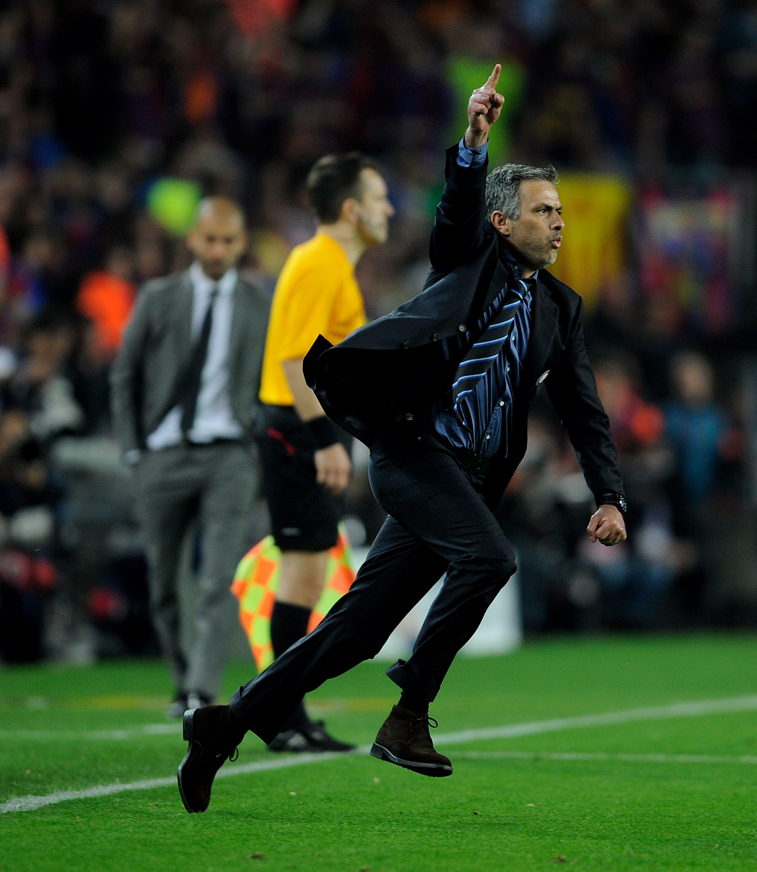 Barcelona Vs Man Utd Champions League Final 2011: Why The Press Conferences Of Mourinho And Guardiola Tell